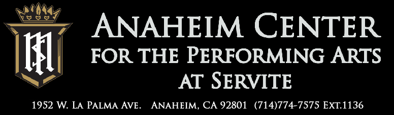 Anaheim Center for the Performing Arts at Servite